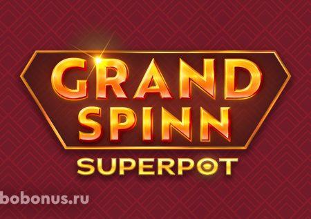 Grand Spinn Superpot слот