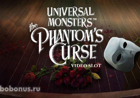 The Phantom's Curse слот