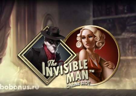 The Invisible Man слот