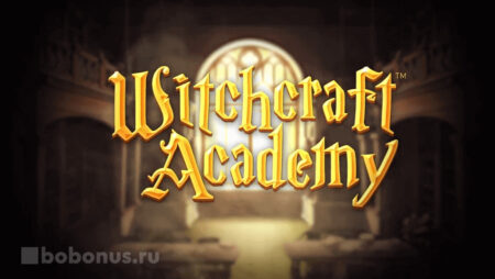 Witchcraft Academy слот