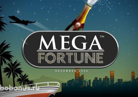 Mega Fortune слот