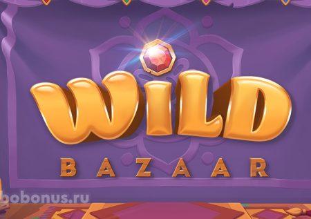 Wild Bazaar слот