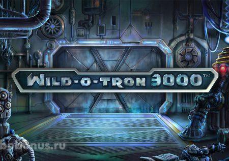 Wild-O-Tron 3000 слот
