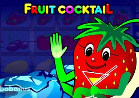 Fruit Cocktail слот
