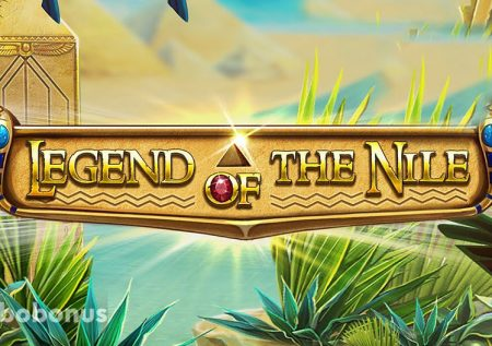 Legend of the Nile слот