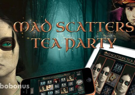 Mad Scatters Tea Party слот