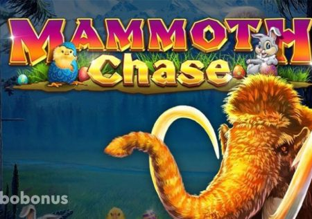 Mammoth Chase Easter Edition слот