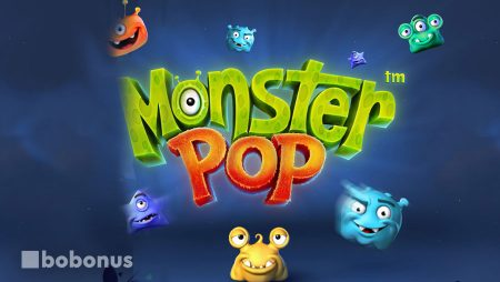 Monster Pop слот