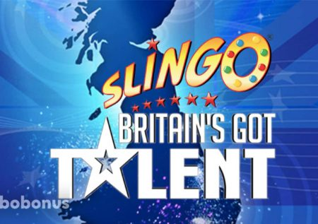 Slingo Britain's Got Talent слот