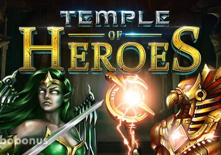 Temple of Heroes слот