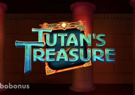Tutans Treasure слот